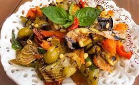 cuisine italienne recettes de legumes grilles et de cuisine italienne