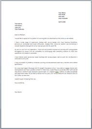 Cover Letter Layout Uk cover letter exle uk pertamini co