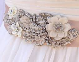 wedding sashes and belts sashes for wedding dresses flower belts sashes for your wedding