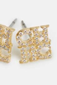 ch earrings gold ch earrings de ch carolina herrera ch