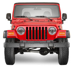 jeep wrangler front grill jeep oem replacement parts quadratec