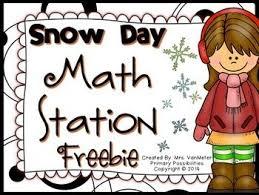 106 best seasonal math winter images on teaching