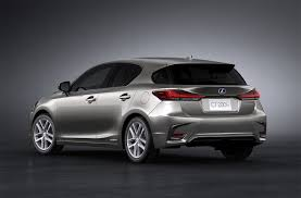 lexus ct 200h hatchback lexus ct 200h 2020 u2013 the next restyled hybrid hatchback cars
