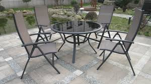 4 Seater Patio Furniture Set - metal 4 seater garden furniture sets 4 seater metal patio sets