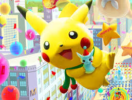 thanksgiving day parade 2014 pikachu has new look for this year s macy s thanksgiving day