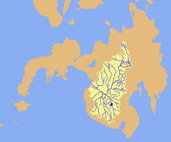 Rio On Map File Mindanao River Drainage Map Png Wikimedia Commons