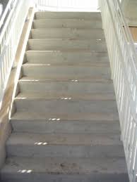 Cement Stairs Design Installing Exterior Stairs Choose A Lasting Design Pie