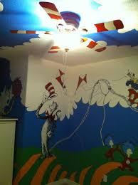 Dr Seuss Kids Room by 97 Best Dr Seuss Themed Bedroom Images On Pinterest Babies
