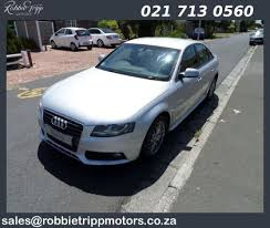 audi a4 for sale ta audi a4 1 8t ambition multitronic b8 available