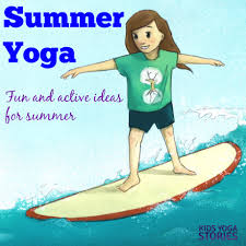 seasonal kids yoga lesson plans kids yoga stories yoga books
