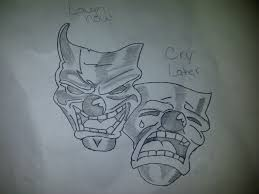 smile now cry later drawing at getdrawings com free for personal