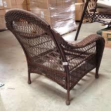 Outdoor Furniture Cushions Walmart by Replacement Cushions For Azalea Ridge Set Garden Winds