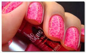 fotos de uñas color rosa u2013 42 nuevas imágenes u2013 pink nails