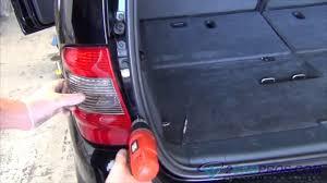 mercedes light replacement brake light bulb replacement mercedes ml 500 1998 2005