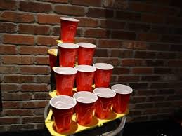 Chandelier Beer Game Pyramid Pong Beer Pong Reinvented Prefundia
