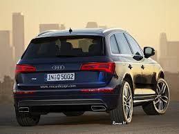 Audi Q5 Models - latest 2017 audi q5 rendering is the most accurate yet with hints