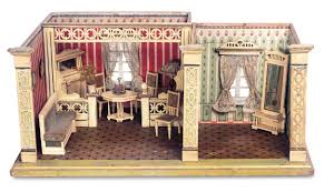 the boys u0027 collection 390 wonderful german wooden doll house rooms