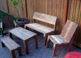 Free Plans For Garden Furniture by 2 X 4 Homemade Chairs Chair Diy Ideas Pinterest Pallets