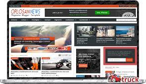 oplosan news blogger template blogger templates 2017 best free