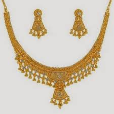 ladies gold necklace images 60 best gold jewellery images gold decorations jpg