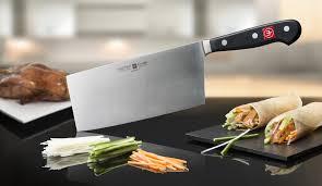 wüsthof classic chinese chefs knife 18cm libelle living
