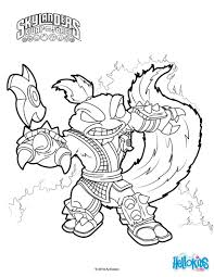 coloring pages pretty skylanders coloring color pop fizz