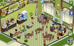 Andriod Games Room - coffee shop cafe business sim free download for android android
