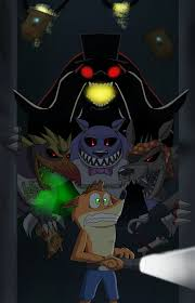 five nights at freddy s halloween update halloween 2014 five nights with a bandicoot by rizegreymon22 on