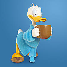 donald duck s up cup hallmark ornament 2010 disney at