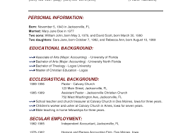 resume employment history examples 7 work history resume example