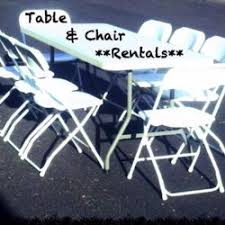 table and chair rentals sacramento la chica bella party s 25 photos party equipment rentals 1234