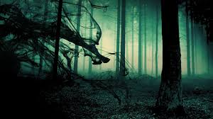 scary halloween background music creepy forest backgrounds group 59