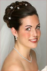 hairstyles for a wedding for medium length hair wedding hairstyle makeup