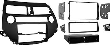 2008 honda accord dash kit metra dash kit for select 2008 2012 honda accord accord crosstour
