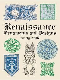 renaissance ornaments and designs design ideas