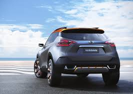 nissan suv 2016 models nissan kicks suv to debut in 2016 as the official car of the