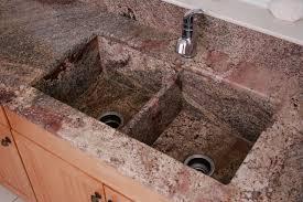 Stone Sinks Kitchen by Undermount Stone Sink Craftsman Kitchen Portland Maine By