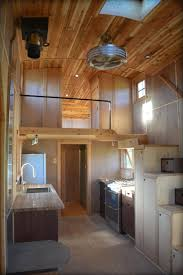 Off Grid Floor Plans New Tiny House Lives Large With Extra High Ceiling And Fun Curves