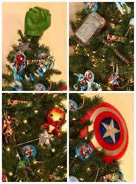 marvel theme tree pop culture trees