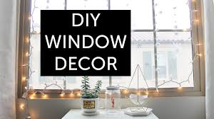 Lighted Christmas Window Decorations by Diy Room Decor Diy Inspired Lighted Christmas Window