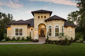 Mediterranean Style Homes Pictures House Plan San Angelo Mediterranean Luxury House Plan Dostie