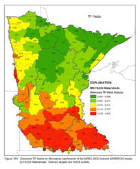 Map Of Des Moines Iowa Des Moines River Watershed Minnesota Nutrient Data Portal