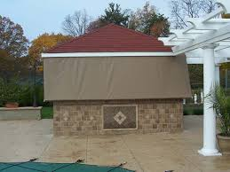 Patio Furniture Covers For Winter - custom outdoor bar covers