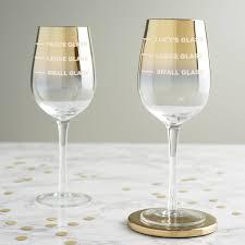 personalised wine glasses notonthehighstreet com