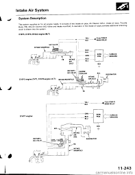 engine honda civic 1997 6 g workshop manual