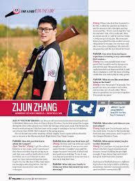 Magazine Usa Zijun Zhang U002717 Featured In Pull Usa Magazine Academy Of Holy Angels