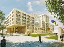 immeuble bureau la belgique le plus grand immeuble de bureaux passif de s casse