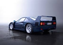 how many f40 are left 214 best f40 images on f40 car and
