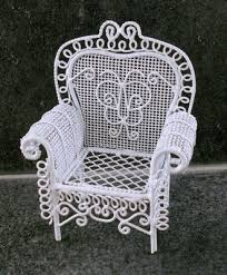 Wicker Outdoor Furniture Ebay by 219 Best Wicker Doll Furniture Images On Pinterest Doll