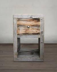 Discount Nightstand Reclaimed Wood Side Table Night Stand Mesas Night Stands And Night